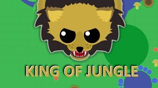 MOPE.IO // KING OF JUNGLE // NEW LION ARMY IN MOPE // TEASER #80