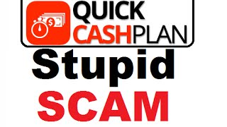 Quick Cash Plan Review - Stupid Trading SCAM!!!