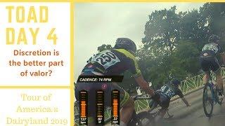 2019 TOAD | Tips for Racing in the Rain 💦🚴♂️ crit race breakdown Waukesha