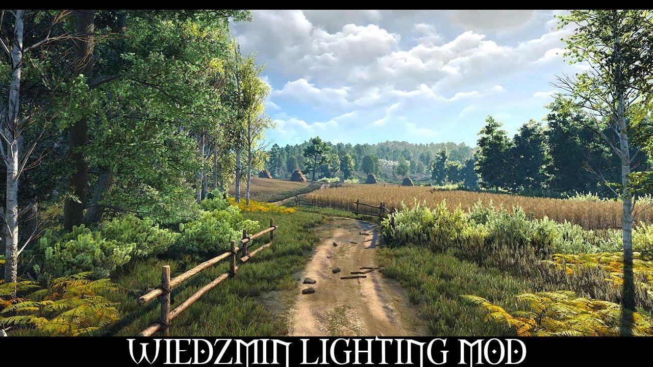 The Witcher 3 Mods - Wiedzmin Lighting Mod & The Witcher 3 Mods - Wiedzmin Lighting Mod - YouTube azcodes.com