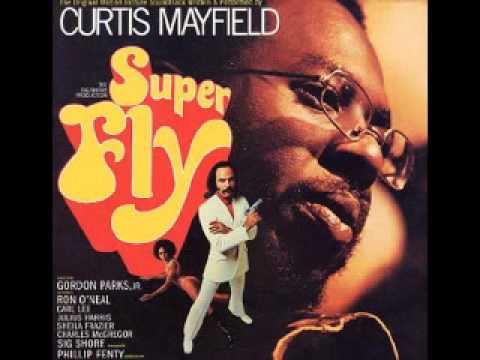 Curtis Mayfield  ~  Pusherman 1972