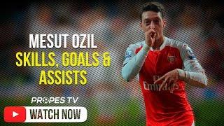 Mesut Özil ● Skills/Assists/Goals & Passes ● 2015-2016 || HD