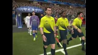 PES 2014 PC GAMEPLAY EN ESPAÑOL