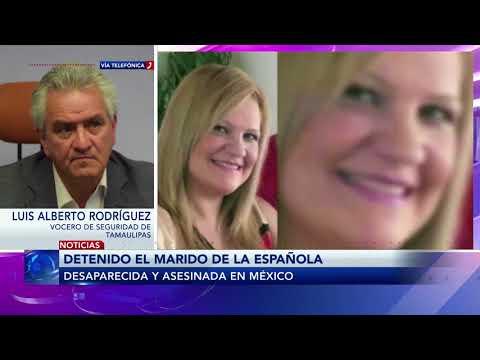 Entrevista a Luis Alberto Rodriguez vocero de seguridad publica en Tamaulipas