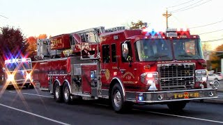 Top 50 Fire Trucks Responding Videos Of 2018