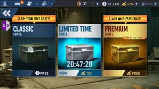 Need For Speed No Limits Unlimited Crates Unlimited Blackridge Rivals Sponsorships 2.7.3