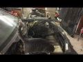 Mercedes-benz double engine. Part 3.