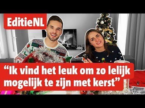 Kerstspecial: Nina maakt kersttruien met Gewoon Thomas  - EDITIE NL