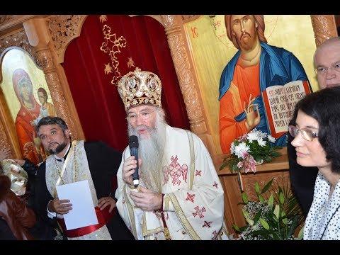 Profil De Iconar: Lăcrămioara Anton; Sfințirea Bisericii Sf. Ioan  Din Drobeta-Tr. Severin
