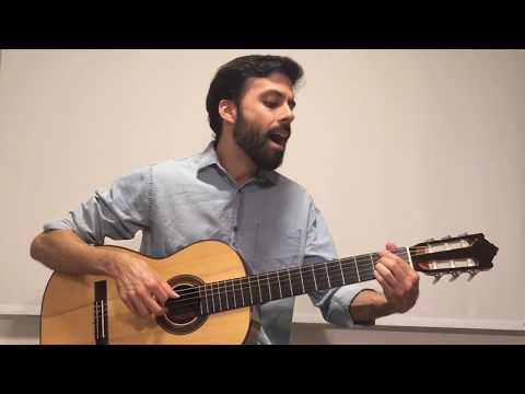 Matheus Baraçal - Estrela (Gilberto Gil) [ o que me inspira ]