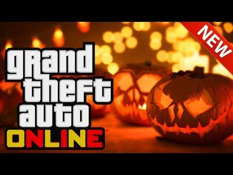 GTA 5 Online: Halloween DLC 2018! NEW Details, Gameplay, Release Date & More!? (GTA 5 Online DLC)