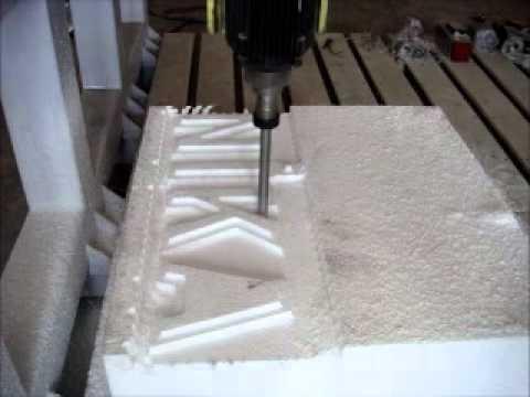 Köprü Tipi CNC Model İşleme Makinesi thumbnail