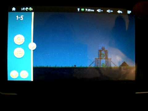 Suli SL-7, Rockchip 2818, TR718D, updated ROM with Android