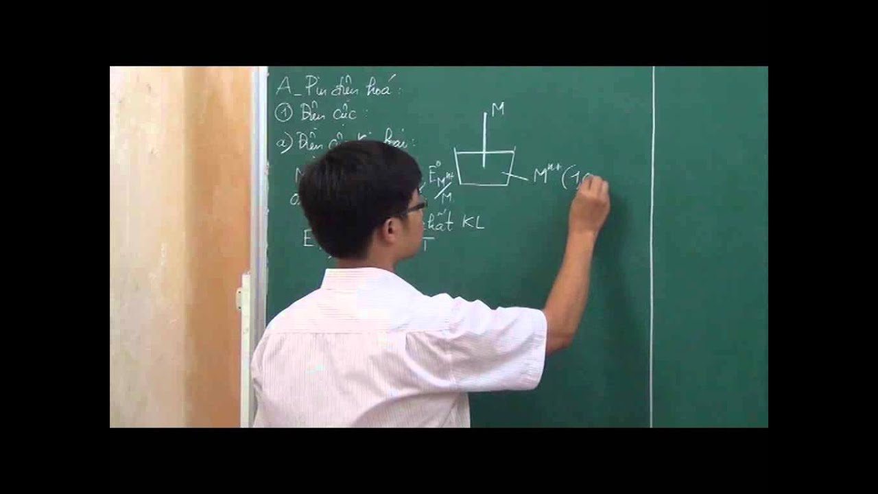 10-4-Pin điện hóa – Ăn mòn và bảo vệ kim loại