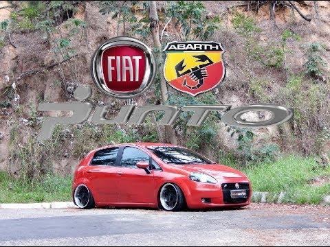 Fiat Punto + Susp Ar + Borbet Taluda + Faisca - Modificarros