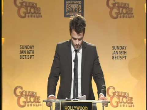 Nominations for The 68th Annual Golden Globe Awards - Categories 1 - 12