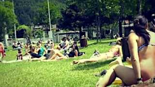 Erster Blasmusik-Flashmob SÜDTIROLS
