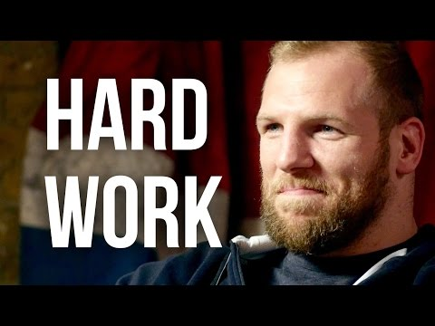 START AGAIN - James Haskell on Richie McCaw & Hard Work