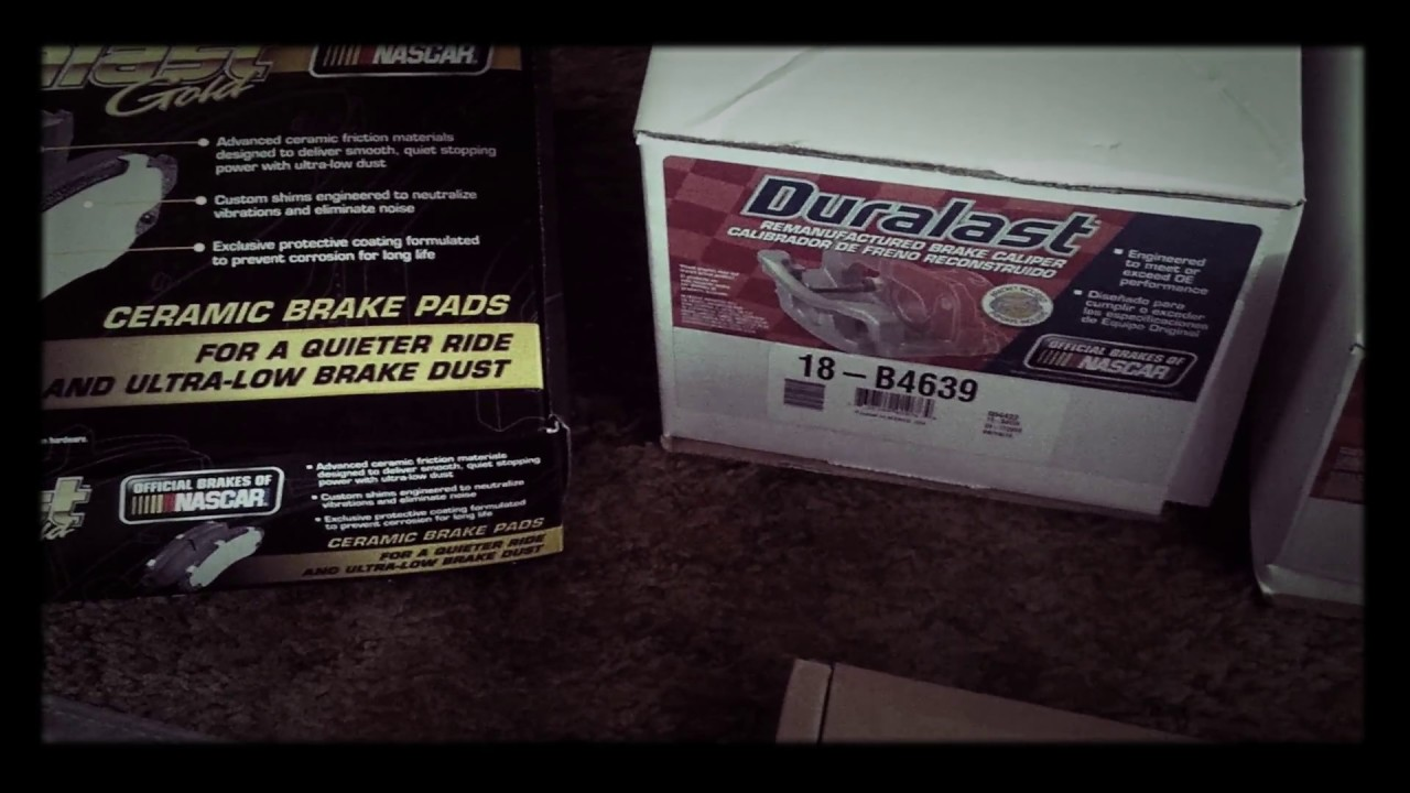medium resolution of new calipers rotors pads brake line for my 1998 chevy venture