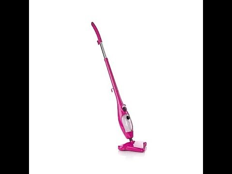 H2O Mop X5 Steam Cleaner with Cradle and Strap
