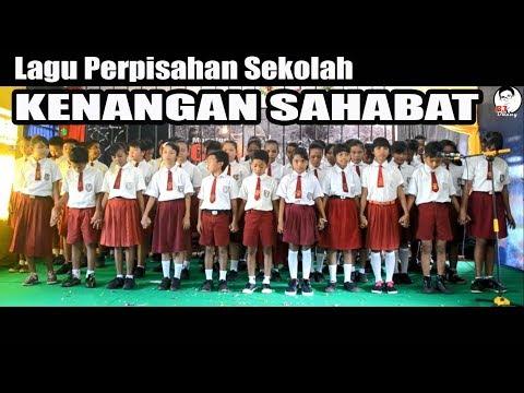 Lagu Perpisahan Sekolah Kenangan Sahabat Versi Anak SD