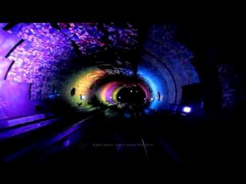 Bund Tourist Tunnel / Shanghai Pudong