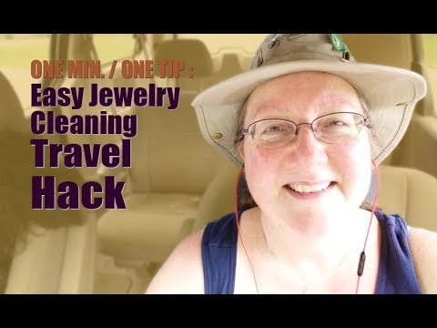 Jewelry Cleaning Travel Hack