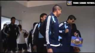 MESSI (ARGENTINA) LLEGA A GUATEMALA 2013   TODO SOBRE FUTBOL