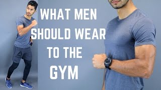 Video What to Wear When Going to The Gym! download MP3, 3GP, MP4, WEBM, AVI, FLV Juni 2018