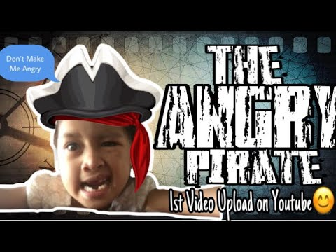 Der Angry Pirate