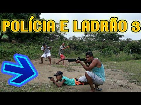 POLÍCIA E LADRÃO 3