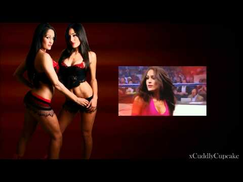 WWE Divas Bella Twins Theme Song Lyrics 'Feel My Body' (HD)