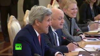 Сергей Лавров ответил на поздравление с днем рождения от Джона Керри