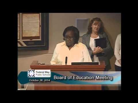 10/28/2014 -Board Meeting