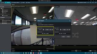 How to use Ganz CORTROL VMS Search & Playback Functions