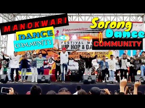 "Download "" Manokwari HipHop Dance n Sorong Dance Crew ""Collaboration Mp4 baru"