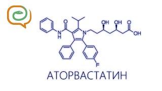 По-быстрому о лекарствах. Аторвастатин.