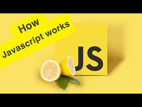 Javascript Tutorial | How Does JS Work? | Ep2