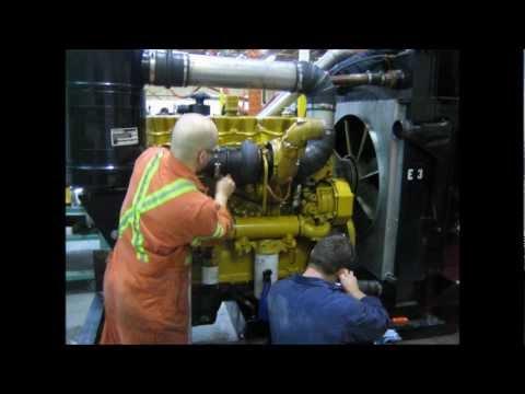 Cat E Engine Rebuild