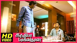 India Pakistan Tamil Movie | Full Comedy Scenes | Vijay Antony | Sushma Raj