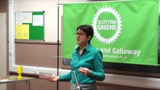 Isla Aitken - SGP Dumfries and Galloway Hustings