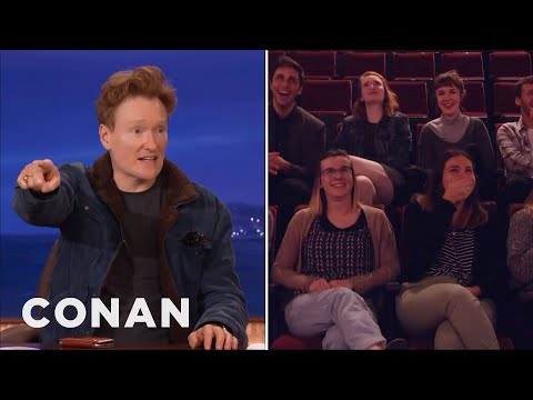 Scraps: Conan Stands Up For The Interns