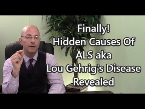 What Causes ALS aka Lou Gehrig's Disease?