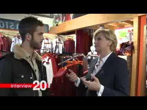 Sanela Prašović Gadžo Interview 20 - Miralem Pjanić