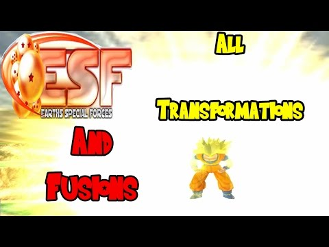 ESF ECX RC2 (BP 8.4): All Transformations and Fusions [Full HD]