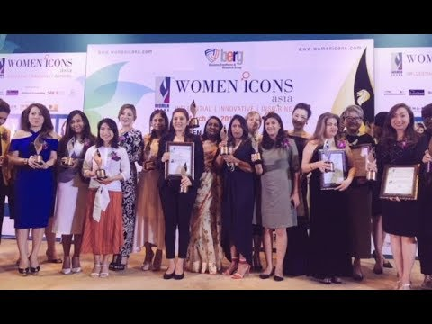 2nd Women Icons Asia Summit & Awards, Singapore, March 16, 2018