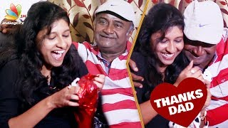 EXCLUSIVE : M.S.Bhaskar's emotional return gift to daughter | Interview | Royal Enfield