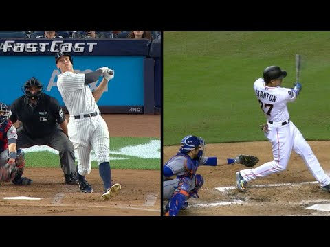 MLB.com FastCast: Yanks gain, Stanton homers - 9/18/17