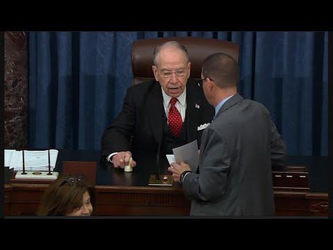 Senate passes USMCA trade deal