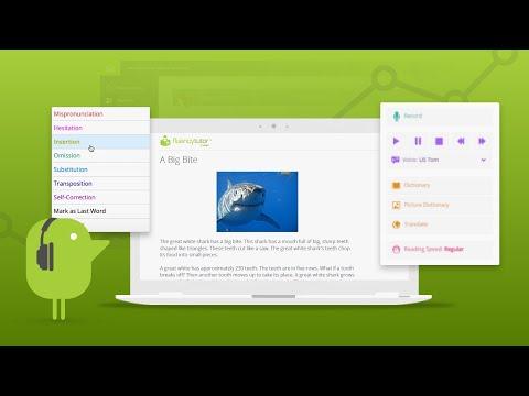 Fluency Tutor for Google Live Demo with Jason Carroll